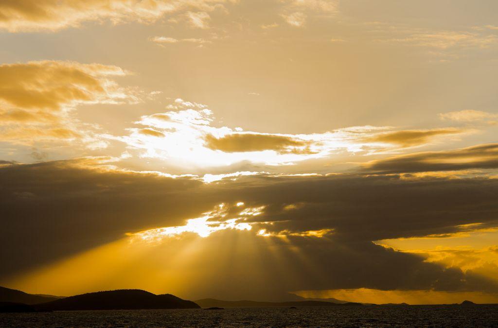 sunset page
